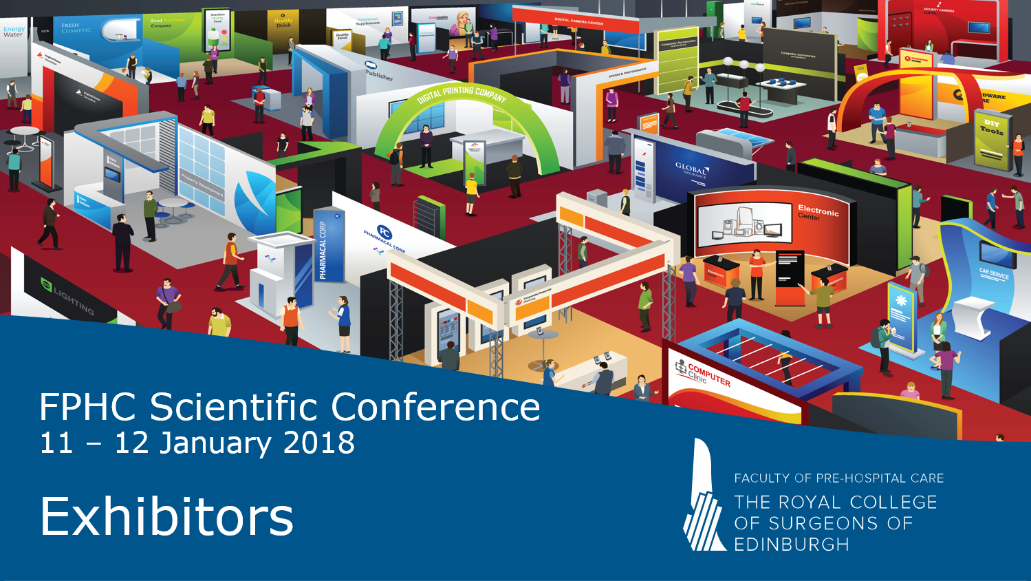 Scientific Conference - Exhibitors